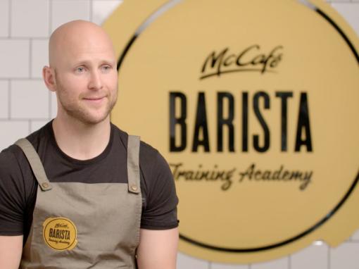 McCafe Baristas